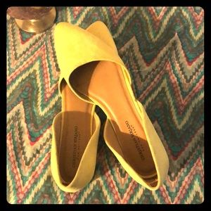 Christian Siriano pointed flats